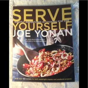 Serve yourself cookbook